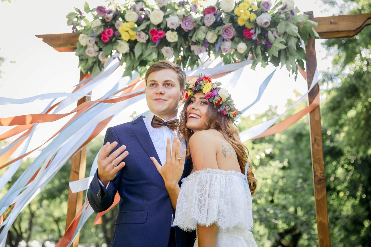 Грамотная команда свадебных специалистов