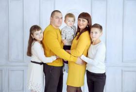 Семья Тюняевых