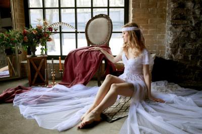 Почему нужно начинать съемку с утра невесты?