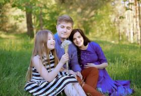 Семья Зубачевых